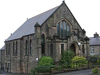 Darley Dale - Hackney Methodist Church