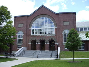 Alumni Gymnasium (Dartmouth College) - Alumni Gymnasium