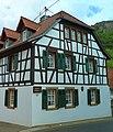 """Das """"Schäfer's Haus"""" in Bad Münster am Stein wurde 1777 erbaut - panoramio.jpg"""