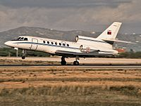 Dassault Falcon 50, Portugal - Air Force AN0660928.jpg