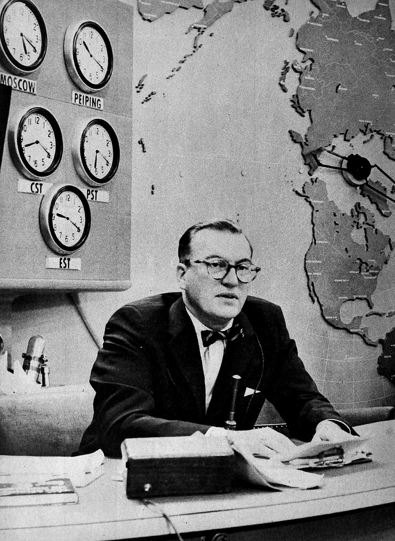 Dave Garroway on Today 1955