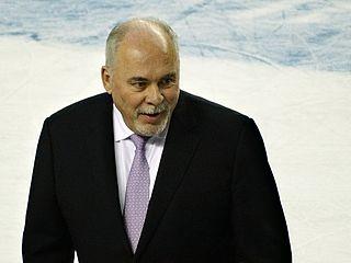 David Branch Canadian ice hockey administrator