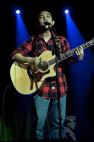David Choi - David Choi at a concert