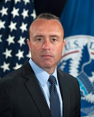 Under Secretary of Homeland Security for Intelligence and Analysis - Image: David Glawe official photo