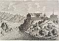 David Herrliberger Schloss Laufen mit Rheinfall c1750.jpg
