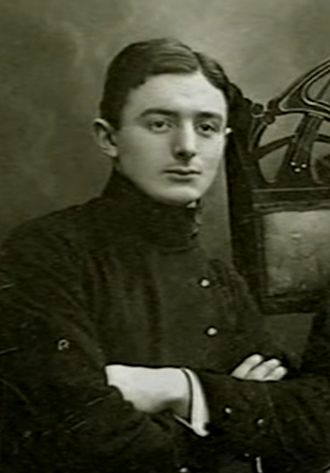 Dziga Vertov - David Kaufman in 1913