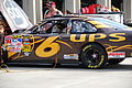 David Ragan's car at Atlanta Motor Speedway.jpg