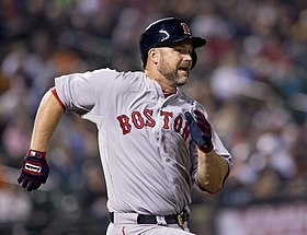 Image illustrative de l'article David Ross (baseball)