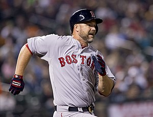 David Ross (baseball) - Ross with the Red Sox in 2014
