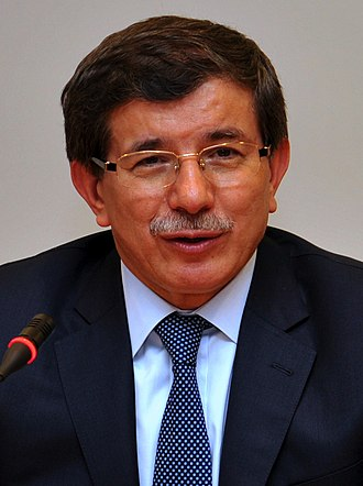 Turkish general election, June 2015 - Ahmet Davutoğlu