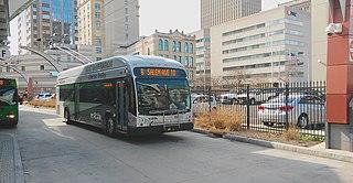 Trolleybuses in Dayton