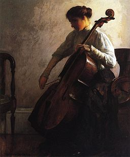 DeCamp Joseph The Cellist