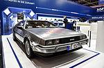 DeLorean DMC-12 - Back to the Future – CeBIT 2016 05.jpg