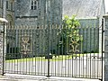 Decorative gate, Buckfast Abbey - geograph.org.uk - 1159755.jpg