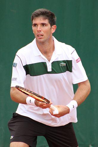 Federico Delbonis - Delbonis at the 2015 French Open