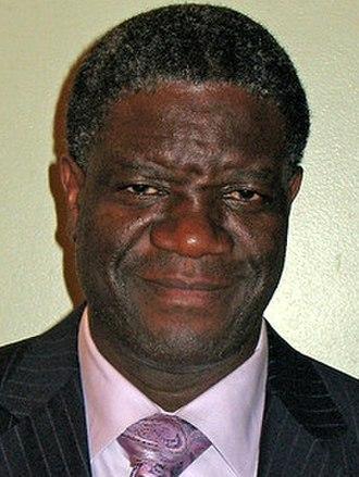 Bukavu - Denis Mukwege (2009)