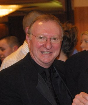 Snooker world rankings 1986/1987 - Image: Dennis Taylor, 2004