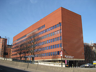 University of Sheffield - The Alfred Denny Building