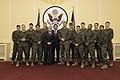 Deputy Secretary Sullivan Poses for a Photo With the Marine Security Guards at U.S. Embassy Vienna (45593162854).jpg