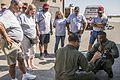 Desert Storm era MWSS-273 Marines visit MCAS Beaufort 160715-M-RT059-010.jpg