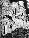 detail van donjonmuur op bovenste etage - oost-maarland - 20173769 - rce