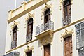 Detalles de edificios en Paseo de las Palmeras, Ceuta.jpg