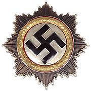 Орден Германски крст-deutsches Kreuz.