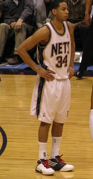 Devin Harris - Harris with the Nets