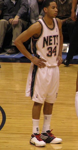 2004 NBA draft - Devin Harris, the 5th pick of the Washington Wizards (traded to Dallas)