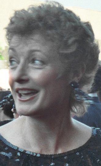 Diana Muldaur - Muldaur at the 1990 Emmy Awards