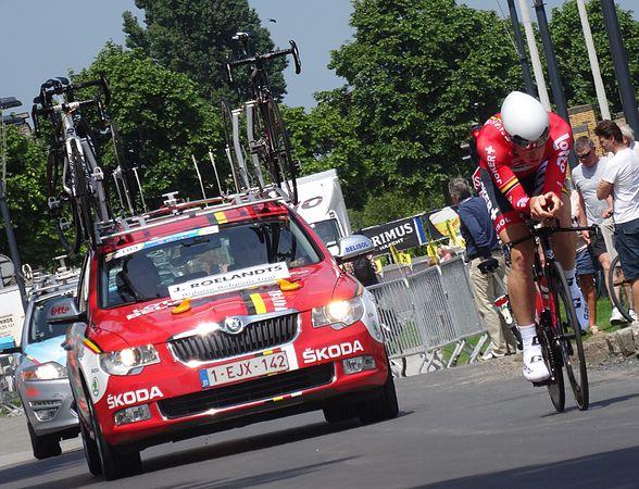 Diksmuide - Ronde van België, etappe 3, individuele tijdrit, 30 mei 2014 (B100).JPG