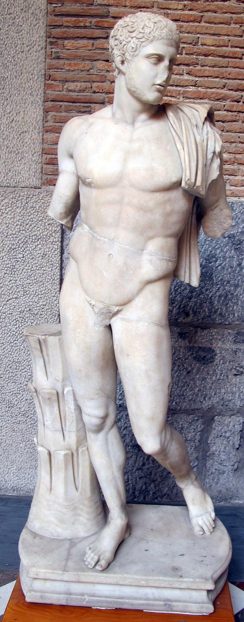 Diomede, copia da originale attico attr. a kresilas del 450-430 ac ca. 144978, 01.JPG