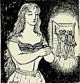 Disegno per copertina di libretto, disegno di Peter Hoffer per La sonnambula (1954) - Archivio Storico Ricordi ICON012419.jpg