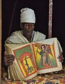 Displaying an Ethiopian Manuscript (2400636361).jpg