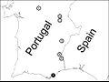 Distribution map of Zodarion styliferum with parasitoid wasps - ZooKeys-262-001-g002.jpeg