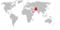 Distribution of Vulpes cana.png