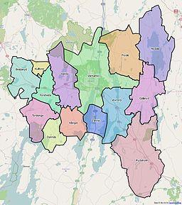 I Värnamo kommune