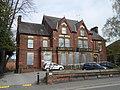 Disused building, Grosvenor Road, Wrexham.JPG