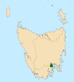 Division of Clark Australian federal electoral division