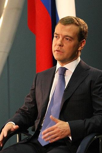 Dmitry Medvedev 2 September 2008-1