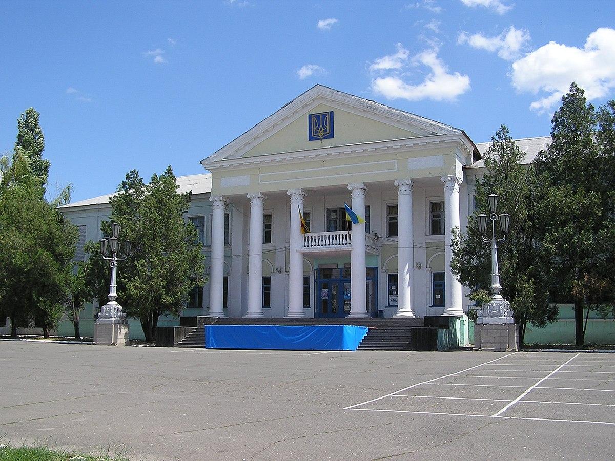 Dokuchaevsk: a selection of sites