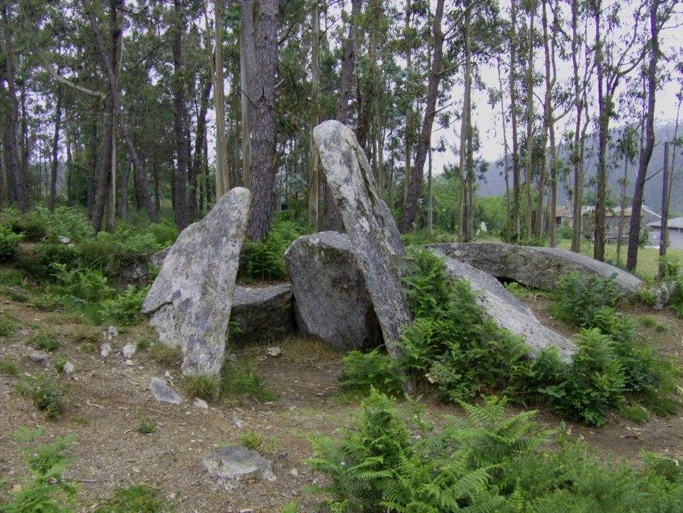Dolmen Pedra Cuberta