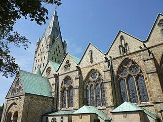 Paderborn - Paderborn Cathedral