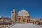 Dome and Minaret of Jamaa Zitouna.jpg