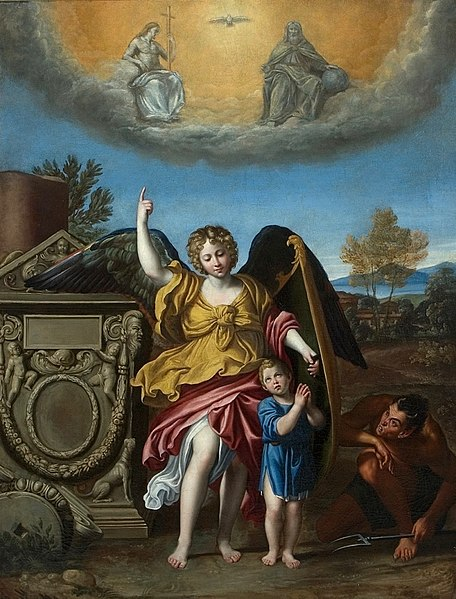File:Domenichino Guardian angel.jpg