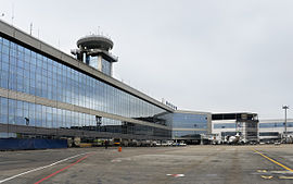 Domodedovo International Airport terminal building.jpg