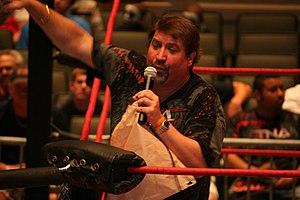 Don West (wrestling) - Don West in October 2010