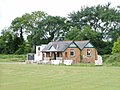 Donaghcloney Cricket Pavilion - geograph.org.uk - 844638.jpg