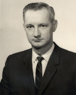 Donald Sanders - Image: Donald G. Sanders ca 1959