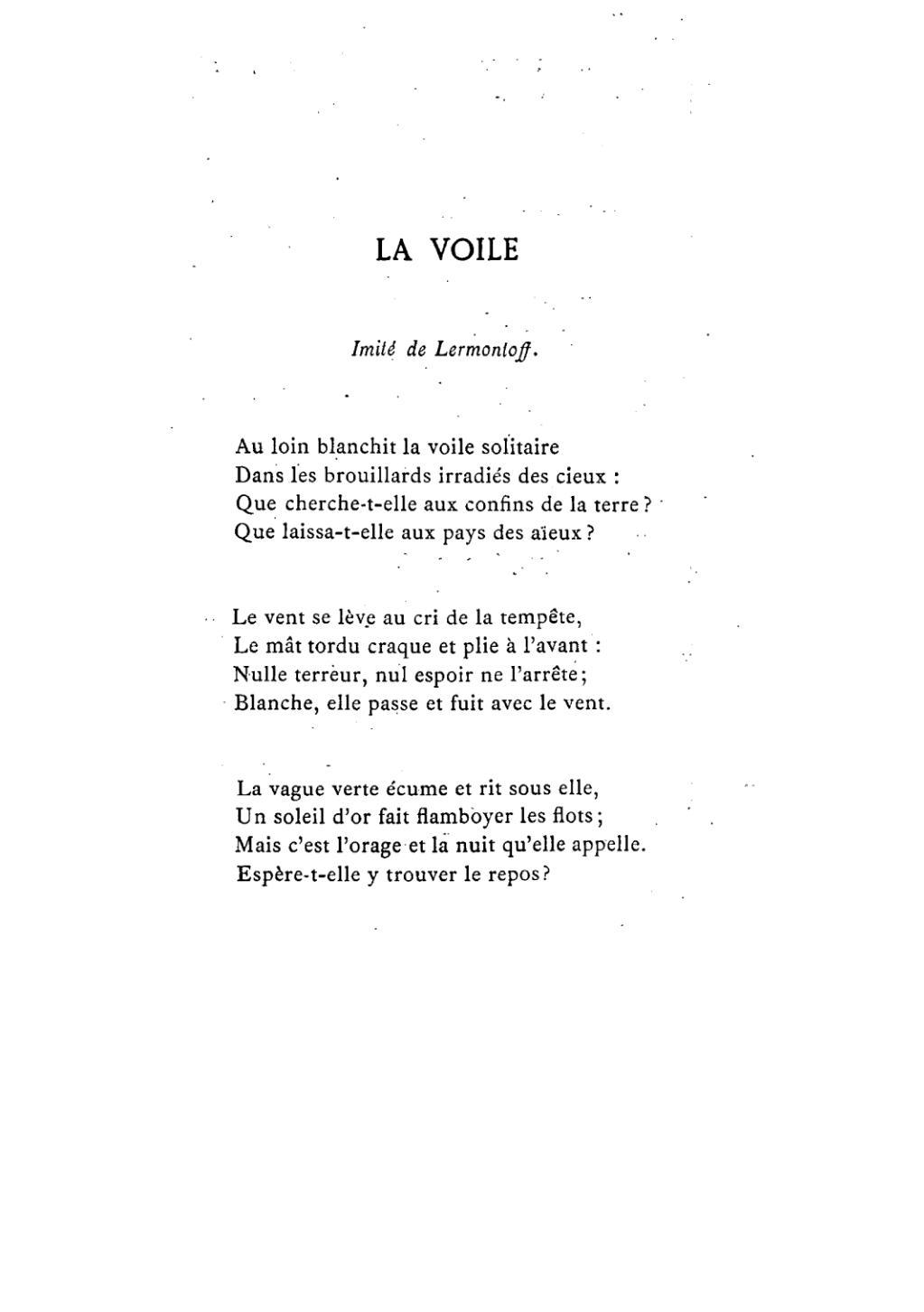poesie-lyrique